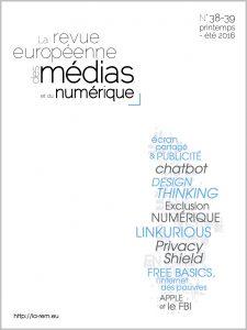 La Revue européenne des médias et du numérique n°38-39